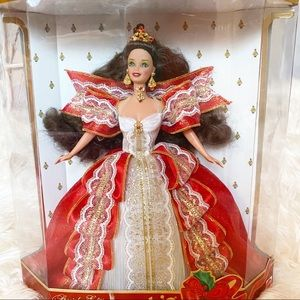 1997 Special Edition Holiday Barbie Doll NIB